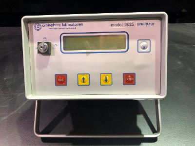 Orbisphere Labs Oxygen Analyzer Model 3625
