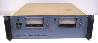 ELECTRONIC MEASUREMENTS INC. DC POWER SUPPLY 20 V, 90 A