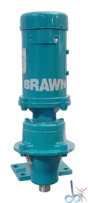 BRAWN GEAR DRIVE MIXER