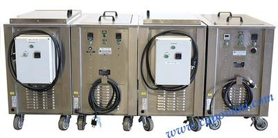 ULTRASONIC POWER CORP ULTRASONIC CLEAN - RINSE - DRYING SYSTEM