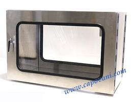 HALCO CLEANROOM PASS THROUGH STAINLESS STEEL