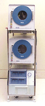 VERTEQ DUAL STACK SPIN RINSE DRYERS