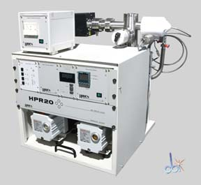 HIDEN ANALYTICAL ATMOSPHERIC/CHAMBER GAS ANALYSIS SYSTEM