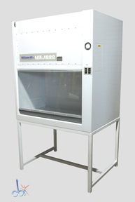 LABGUARD CORP. LAMINAR FLOW WORK STATION