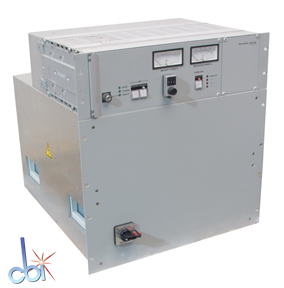 BALZERS RF POWER SUPPLY