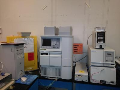 Waters, 2695, GPC - Gel Permeation Chromatography,