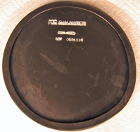 "Applied Materials 0021-19585 8"" Titan Head Wafer Membrane"