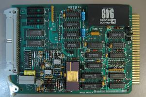 Analog Devices PCB - RTI-1260 Input Card