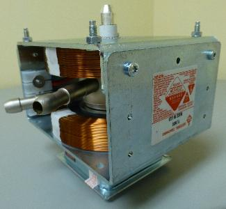 National Electronics YJ1600 6kW magnetron tube